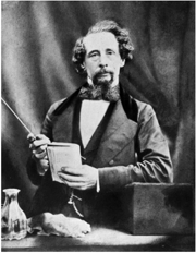Charles Dickens a OCD