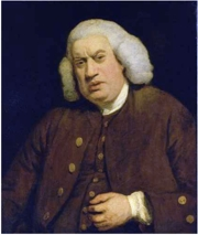 Samuel Johnson a OCD